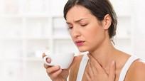 Chảy máu cam có thể là dấu hiệu ung thư vòm họng