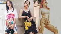 Người đẹp Việt lăng xê túi xách mini