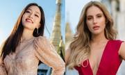 Ảnh chân dung của Phương Nga lọt top 9 tại Miss Grand International