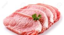 Cách phân biệt thịt lợn sạch và thịt nhiễm giun sán, lợn bệnh