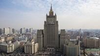 Nga gửi danh sách 13 câu hỏi tới Tổ chức Cấm vũ khí hóa học