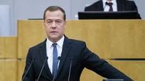 Thủ tướng Nga Dmitry Medvedev sẵn sàng cho nhiệm kỳ mới