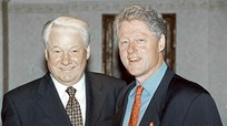 Hé lộ cuộc điện đàm giữa Yeltsin  - Clinton và những dự đoán về Putin