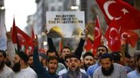 Palestine đệ đơn kiện Mỹ tên Tòa án tư pháp quốc tế