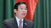Cách chức cựu Bộ trưởng Thông tin Truyền thông Nguyễn Bắc Son