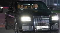 Putin lái siêu xe chở lãnh đạo Ai Cập xem đường đua F1