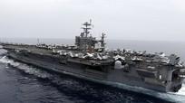 Tàu sân bay hạt nhân Mỹ tiến sát đến Syria