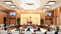 Ủy ban Thường vụ Quốc hội thông qua 4 pháp lệnh liên quan đến quy hoạch