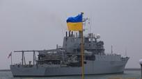 Ủng hộ Ukraine đối phó Nga, Anh điều tàu chiến tới Biển Đen