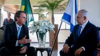 Nối gót Mỹ, Brazil ra lệnh chuyển đại sứ quán đến Jerusalem