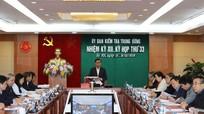 Ủy ban Kiểm tra TW kỷ luật Ban cán sự đảng UBND tỉnh Đắk Nông và Đại tá công an