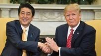 Thủ tướng Nhật đề cử Tổng thống Trump cho giải Nobel Hòa bình