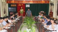 Tân Kỳ bầu bổ sung Ủy viên Ban Thường vụ Huyện ủy