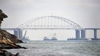 """Nga tuyên bố ngăn chặn Ukraine có """"hành vi khiêu khích"""" trên Eo biển Kerch"""