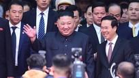 Nhà lãnh đạo Kim Jong-un thăm chính thức Việt Nam
