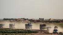 Tổng tấn công thành trì IS cuối cùng tại Syria
