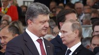 """Nga - Ukraine: """"Gương vỡ khó lành"""""""
