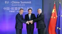 EU-Trung Quốc: Cái bắt tay thực dụng