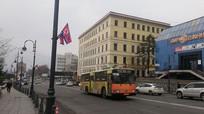 TP Vladivostok (Nga) hoãn duyệt binh để đón ông Kim Jong-un
