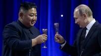 Tổng thống Putin chiêu đãi ông Kim Jong-un đặc sản vùng Viễn Đông Nga