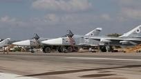 Nga phá tan âm mưu tập kích căn cứ không quân ở Syria