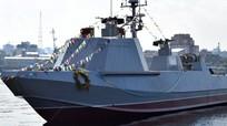 Tàu tấn công đổ bộ mới của Ukraine không thể 'đứng thẳng'