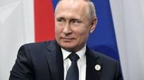 Tổng thống Putin: Nga, Thổ Nhĩ Kỳ và Iran cùng thành công chống khủng bố tại Syria