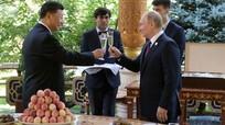 Tổng thống Putin tặng món kem của Nga cho Chủ tịch Tập nhân dịp sinh nhật