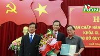 Công bố quyết định của Ban Cán sự Đảng Chính phủ về công tác cán bộ