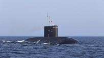 Tàu ngầm Nga băng ngang nơi NATO tập trận chống ngầm