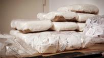 Ukraine triệt phá đường dây buôn bán 400 kg ma túy xuyên Đại Tây Dương