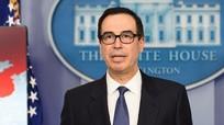 Chính phủ Mỹ đối diện với nguy cơ Bộ Tài Chính cạn tiền