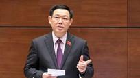 Phó Thủ tướng Vương Đình Huệ và 15 Bộ trưởng trả lời chất vấn