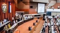 Quốc hội Cuba sẽ họp phiên bất thường bầu chức danh Chủ tịch nước