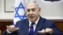 Facebook tạm khóa một tính năng trên tài khoản của Thủ tướng Israel