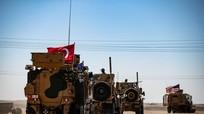 Thổ Nhĩ Kỳ đang chuẩn bị chiến dịch quân sự lớn tại Syria