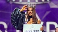 Hoa hậu Ukraine thích dùng tiếng Nga, từ chối trả lời phỏng vấn bằng tiếng mẹ đẻ