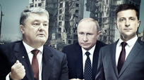 Ukraine 'thất bại' do những sai lầm của cựu Tổng thống Poroshenko