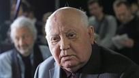 Cựu Tổng thống Gorbachev: Kết thúc Chiến tranh Lạnh không phải thành quả của riêng Mỹ