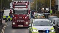 Chiếc xe container chở 39 thi thể có thể liên quan đến đường dây buôn người lớn