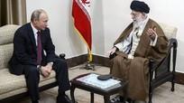 Tổng thống Putin là người duy nhất giải quyết mâu thuẫn Mỹ-Iran?