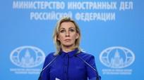 Bộ Ngoại giao Nga: Mỹ không nên can thiệp vào việc nội bộ của nước khác