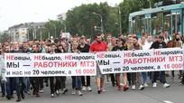 EU đề nghị Nga không biến Belarus thành Ukraine thứ hai