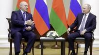 Cuộc gặp Putin và Lukashenko sẽ chấm dứt những vấn đề nhức nhối ?