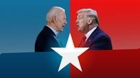 Bầu cử Mỹ 2020: Chưa xác định được người chiến thắng trong ngày bầu cử