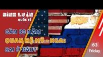 Gần 30 năm quan hệ Nga-Mỹ: Sai ở đâu?