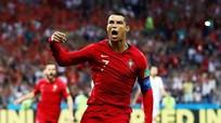 Ronaldo và đội hình tiêu biểu ở lượt trận đầu tiên World Cup 2018