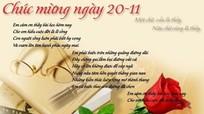 Những bài thơ hay và ý nghĩa ngày 20/11 dành tặng thầy cô