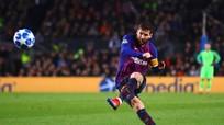Đội hình hay nhất vòng bảng Champions League: Đáng sợ hàng công