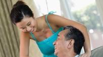 Đàn ông sẽ sống thọ hơn khi lấy vợ trẻ